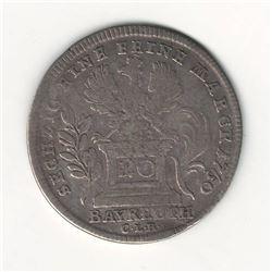 1760 German 20 Kreuzer