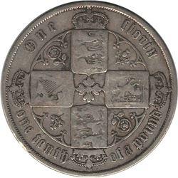 1871 Great Britain Florin