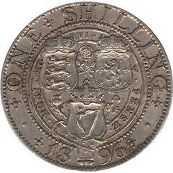 1896 Great Britain Shilling
