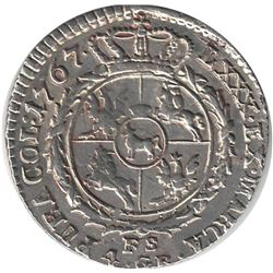 1767 Poland 1 Zloty