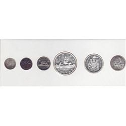 1959 Canada Coin Set