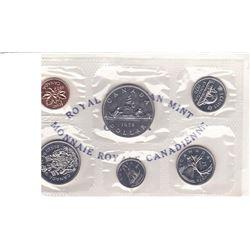 1972 Canada Coin Set
