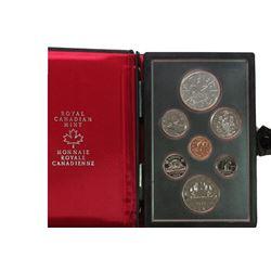 1978 Canada Coin Set