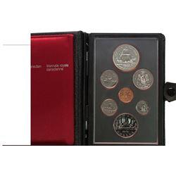 1979 Canada Coin Set