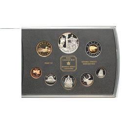 2002 Canada Coin Set