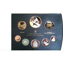 2009 Canada Coin Set