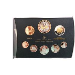 2011 Canada Coin Set