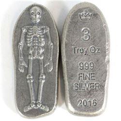 3oz Silver Bar