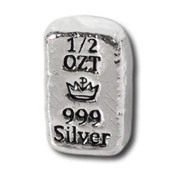 1/2 oz Silver Bar