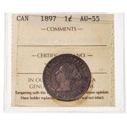 1897 Canada 1 Cent