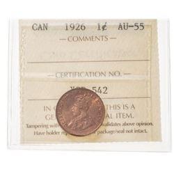 1926 Canada 1 Cent