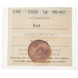 1928 Canada 1 Cent