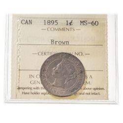 1895 Canada 1 Cent
