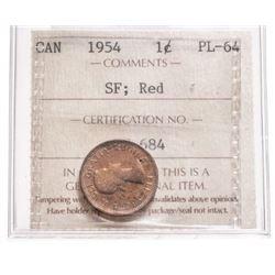 1954 Canada 1 Cent