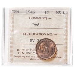 1946 Canada 1 Cent