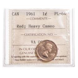 1961 Canada 1 Cent