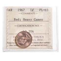1967 Canada 1 Cent