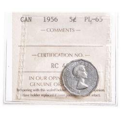 1956 Canada 5 Cent