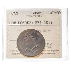 1820 Lower Canada Token