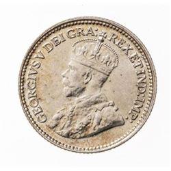1929 Newfoundland 5 Cent