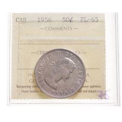 1956 Canada 50 Cent