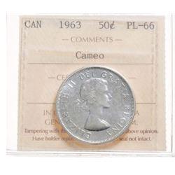 1963 Canada 50 Cent