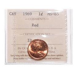 1969 Canada 1 Cent