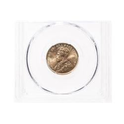1912 Canada 5 Dollar Gold Coin
