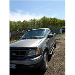 2003 Ford F-150 1/2 Ton