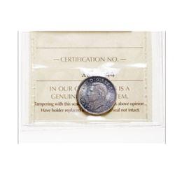 1943 Canada 10 Cent