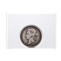 1881-H Canada 25 Cent