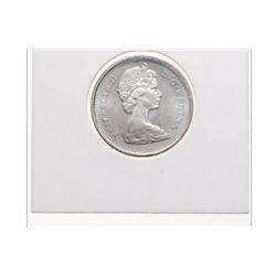 1968 Canada 25 Cent