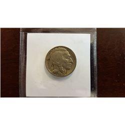 1937 USA 5 Cent