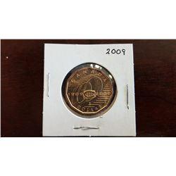 2009 Canada 1 Dollar