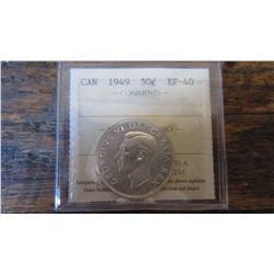 1949 Canada 50 Cent
