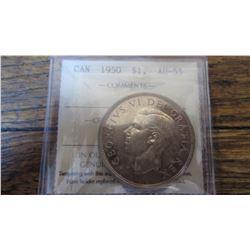 1950 Canada 1 Dollar