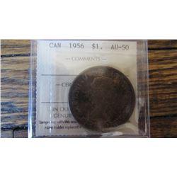 1956 Canada 1 Dollar