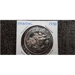 1970 Canada 1 Dollar
