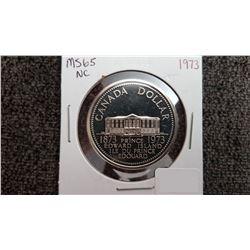 1973 Canada 1 Dollar