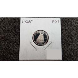 1983 Canada 10 Cent