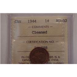 1944 Canada 1 Cent