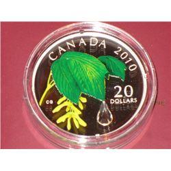 2010 Canada 20 Dollar Coin