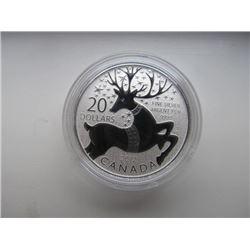 2012 Canada 20 Dollar Coin