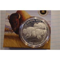 2013 Canada 100 Dollar Coin
