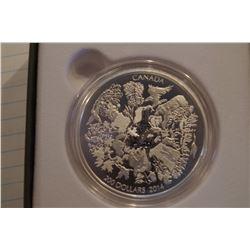 2014 Canada 200 Dollar Coin