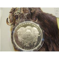 2015 Canada 100 Dollar Coin