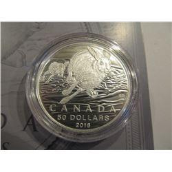 2016 Canada 50 Dollar Coin