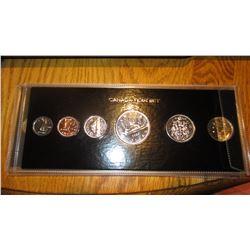1980 Canada Coin Set