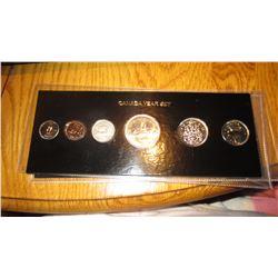 1982 Canada Coin Set