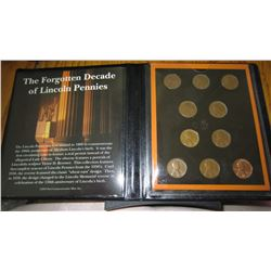 First Commemorative Coin Set